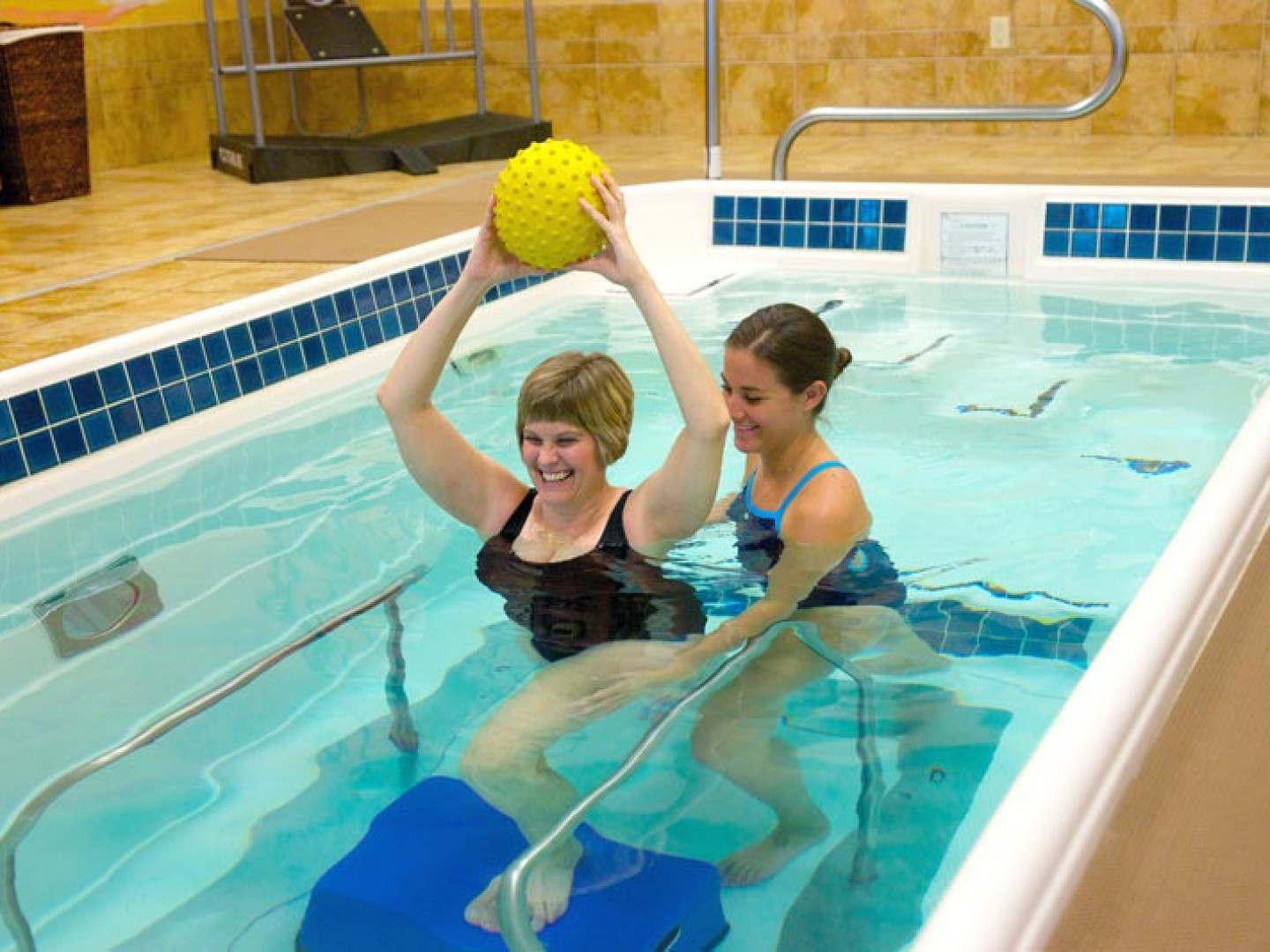 What can Aquatic Therapy do for me?